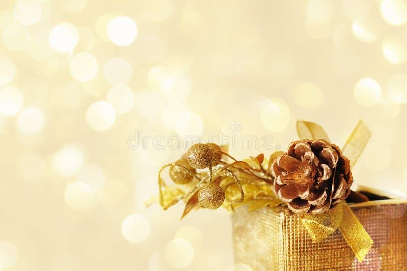 Gold Bump Royalty Free Stock Photos