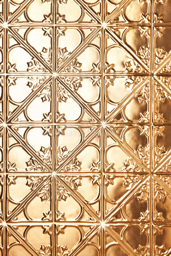 Gold Metal Texture Christmas Background royalty free stock images