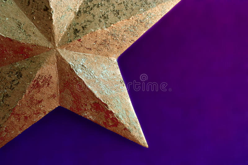 Download Golden christmas star stock photo. Image of yule, yultide - 11028682