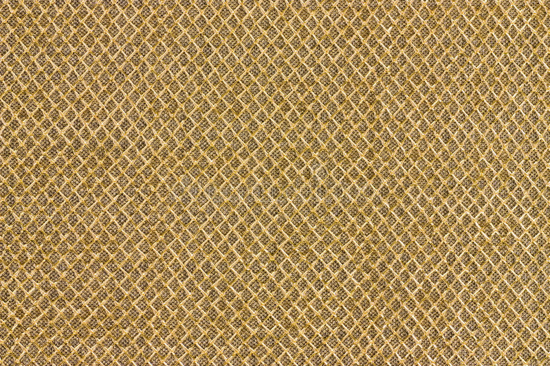 Gold cloth pattern. Background, texture royalty free stock photos
