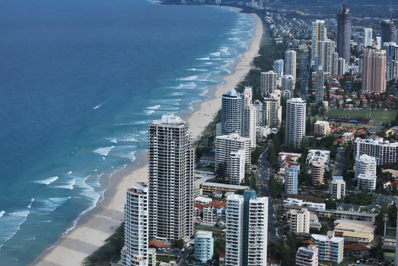 Gold Coast stockbilder