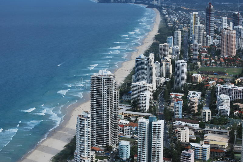 Gold Coast images stock