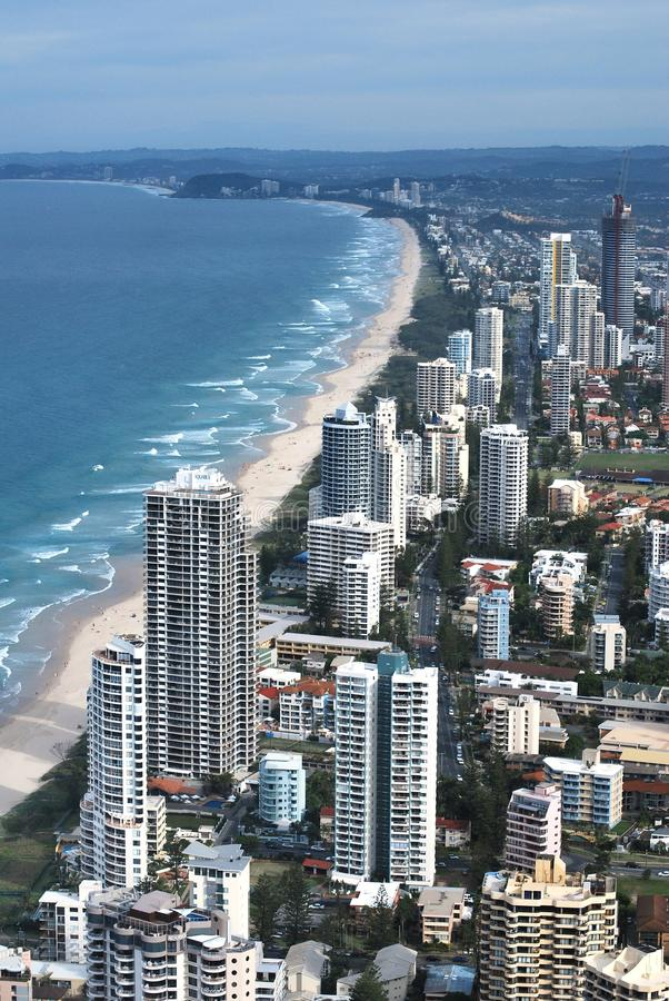 Gold Coast photographie stock