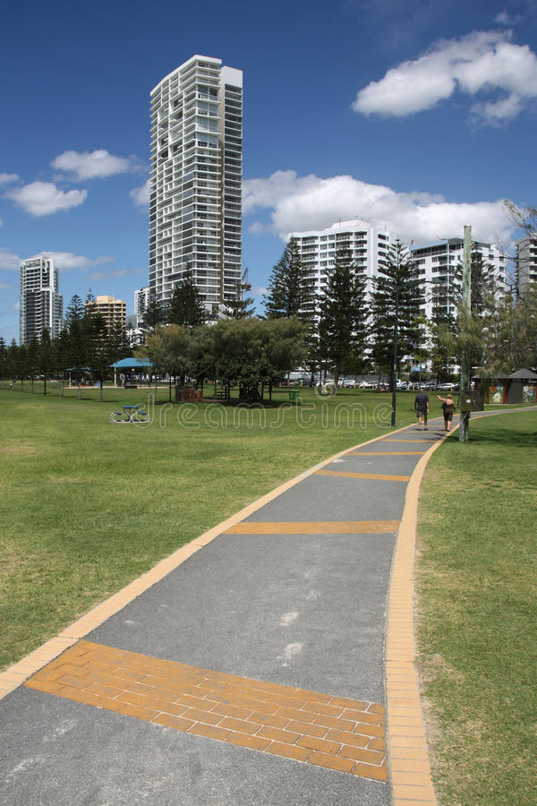 Download Gold Coast stock image. Image of skyline, cityscape, queensland - 18025551