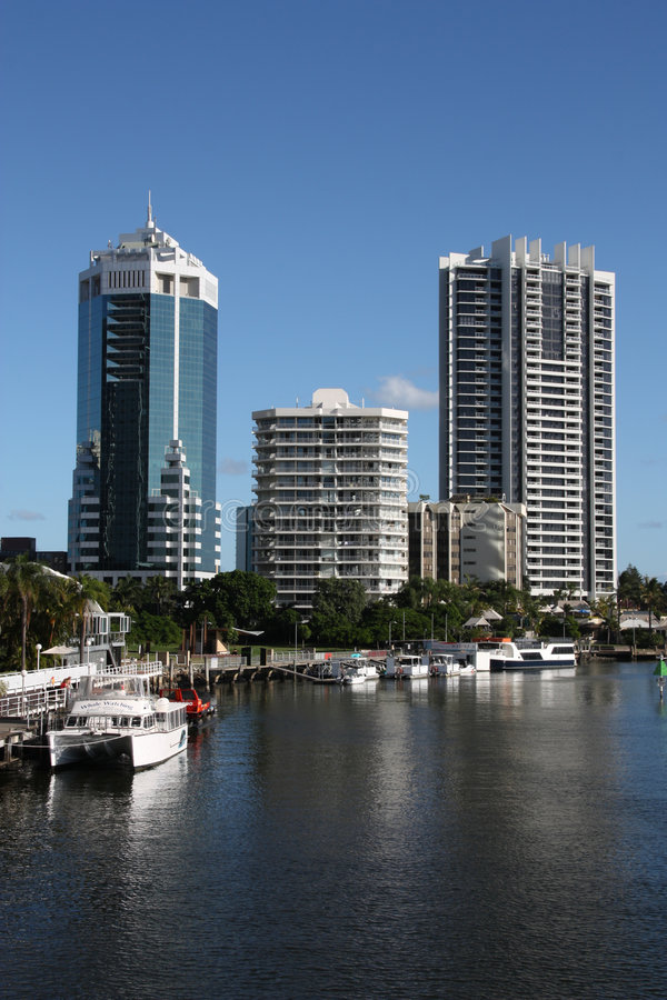 Gold Coast stock images