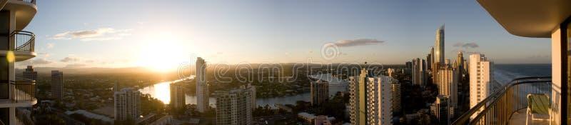 Gold Coast, Australia foto de archivo