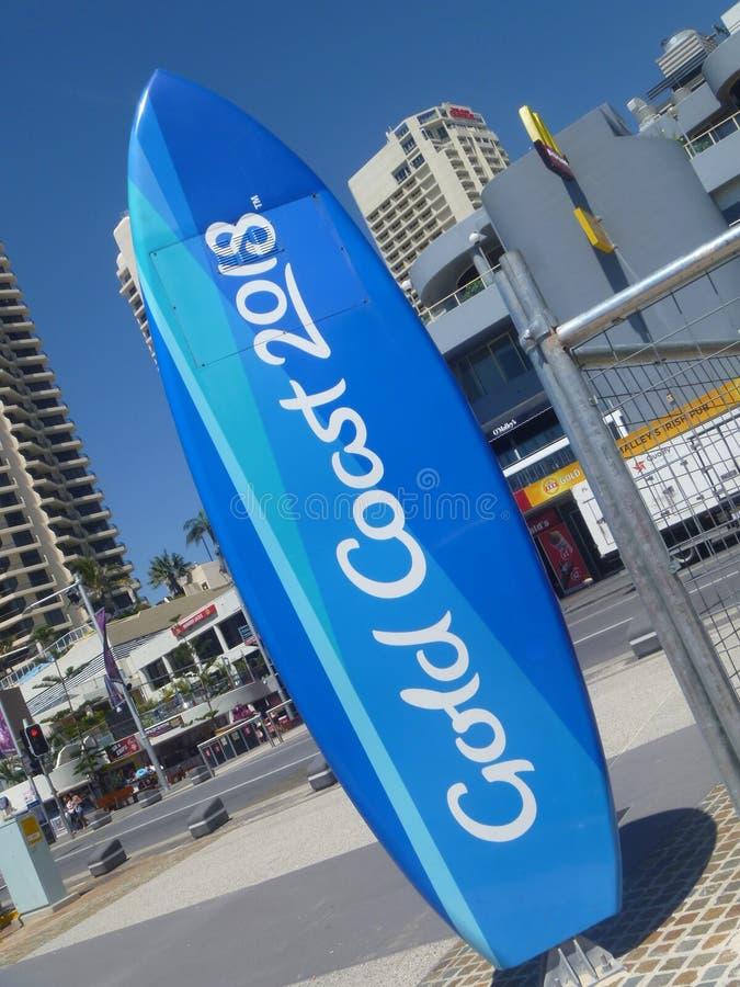 Gold Coast, Australia fotos de archivo