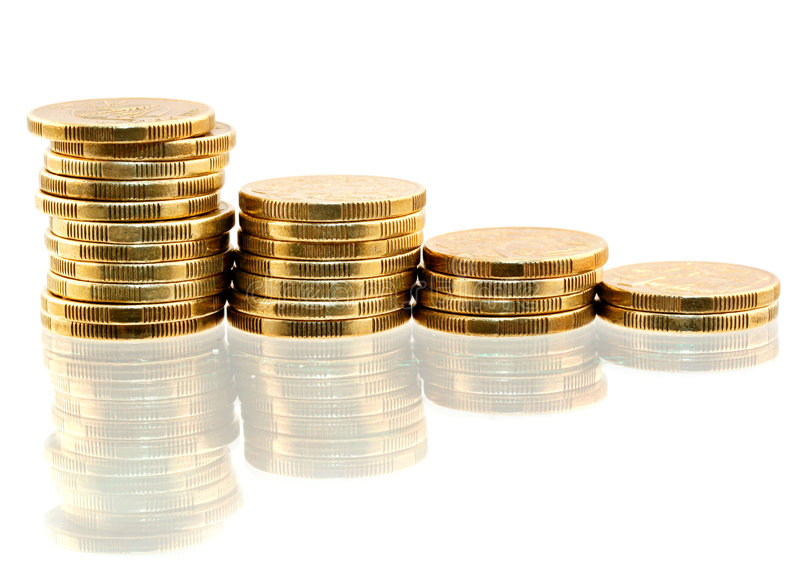 Download Gold Coins Stock Images - Image: 2297724