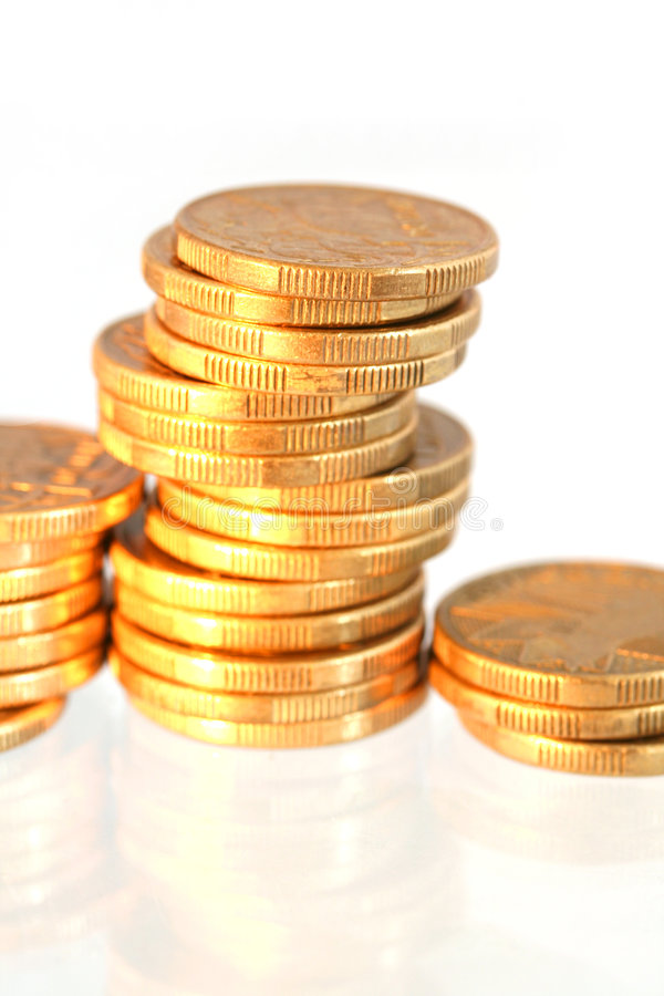 Download Gold Coins Stock Image - Image: 2774471