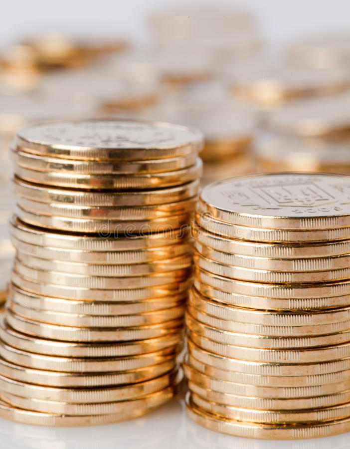 Download Gold Coins Stock Photo - Image: 33579740