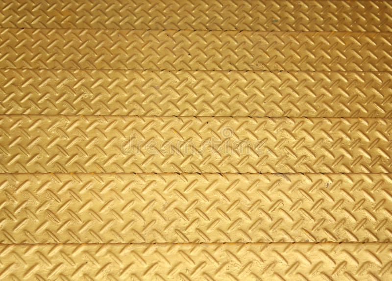 download gold color steel diamond plate stock image image