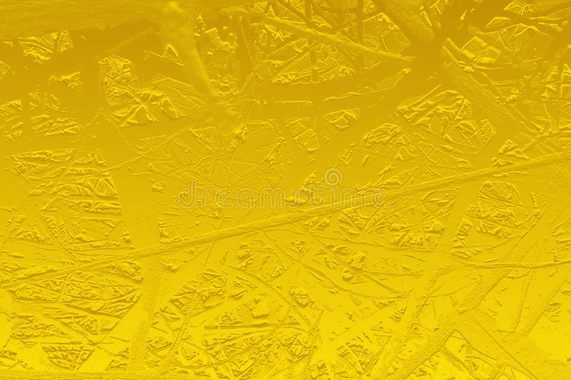 Gold color texture pattern abstract background can be use as wall paper screen saver brochure cover page or for Christmas card. Background or New years card stock photography