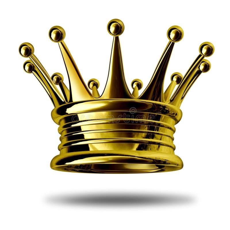 Free Gold Crown Royalty Free Stock Image - 20132606