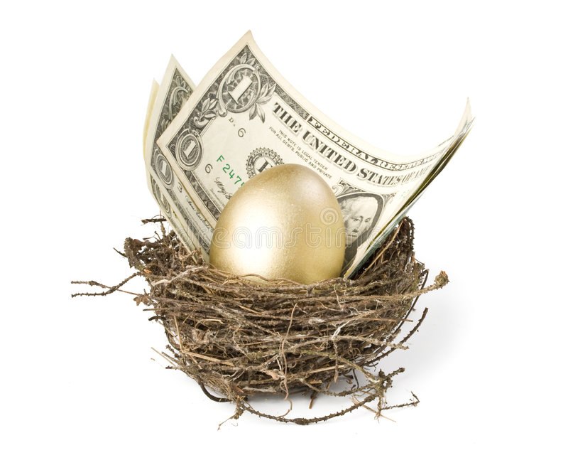 Download Gold Egg Stock Images - Image: 7466314