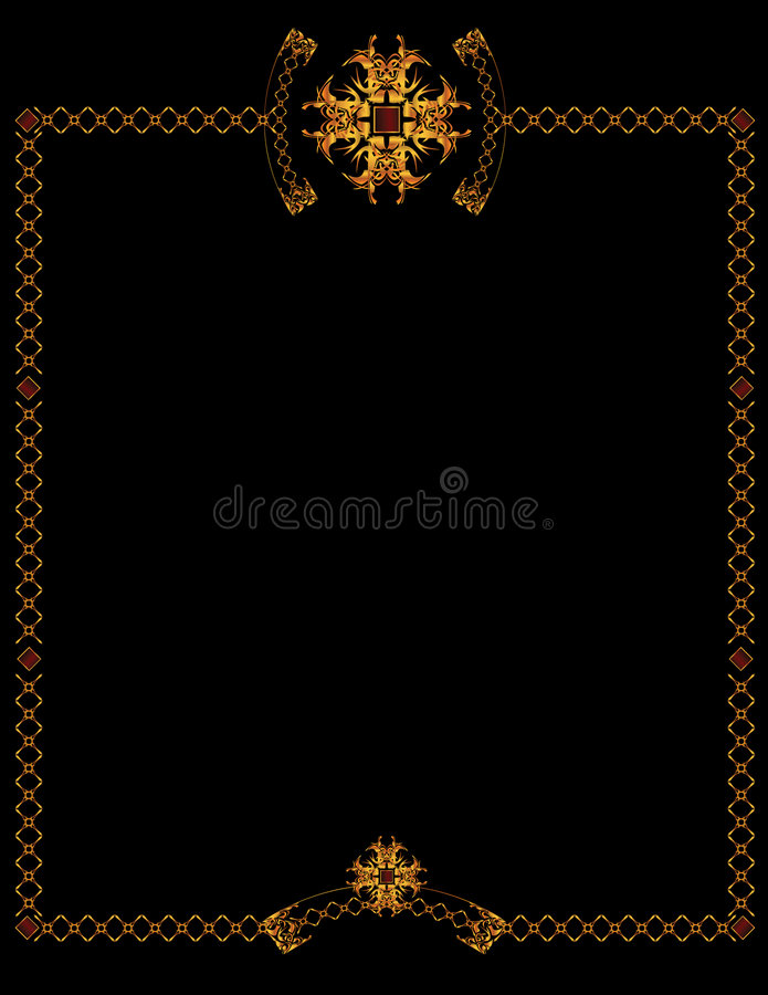 Gold elegant background 7 vector illustration