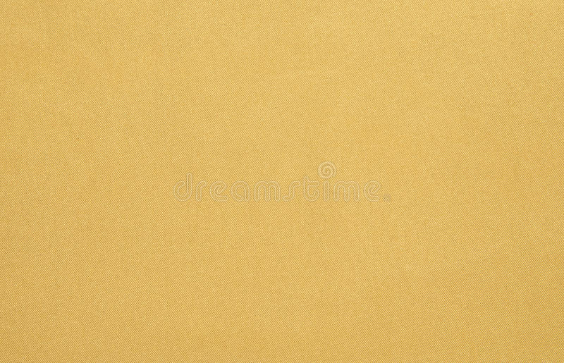 Gold fabric. Grunge gold fabric textured background
