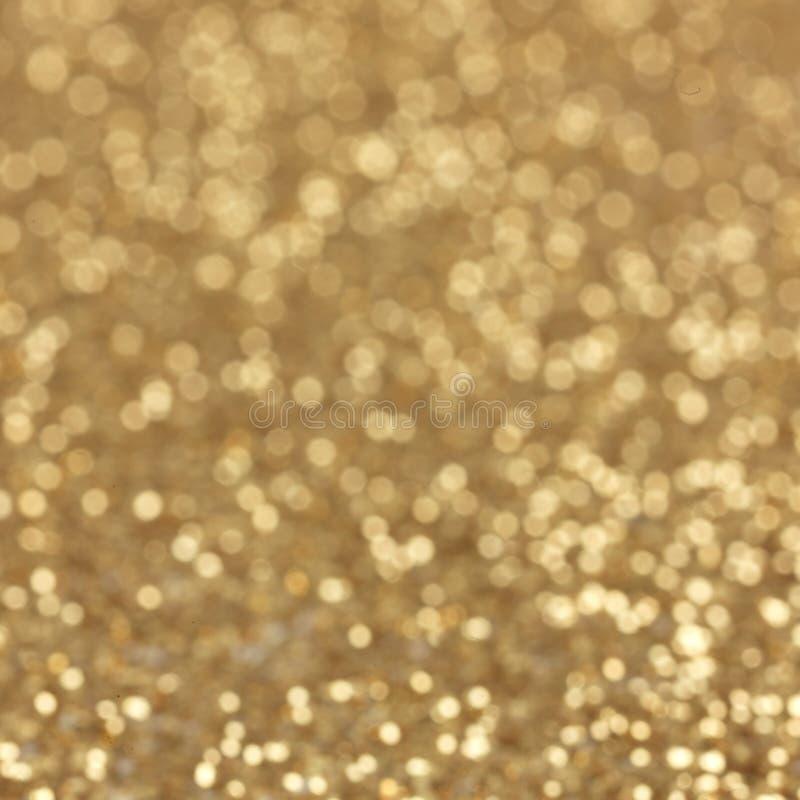 Gold Festive Christmas background. stock photo