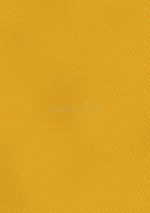 Gold fish_texture royalty free illustration