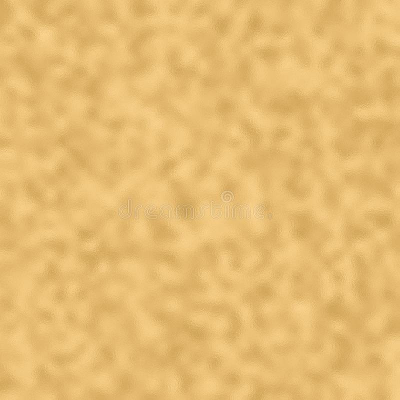 Gold foil for abstract background and texture stock photo