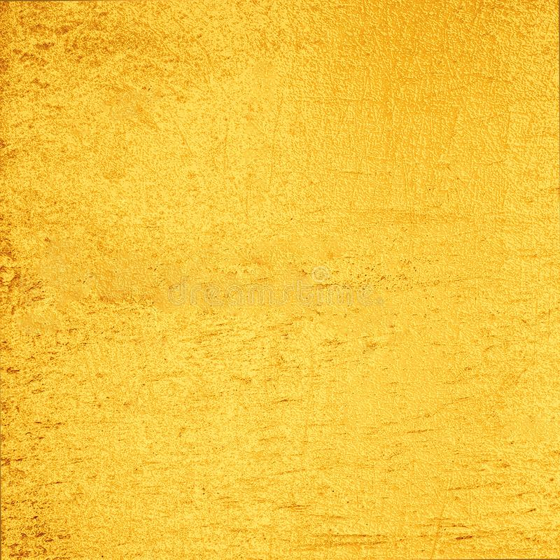 Gold foil background, Gold texture, Gold Wallpaper. Metallic gold wallpaper. for printing, packaging, covers, design of postcards,. Gold foil background, Gold royalty free illustration