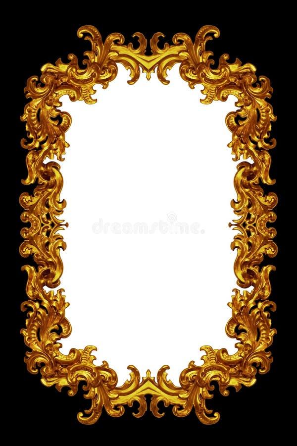 Free Gold Frame Stock Photo - 1296220