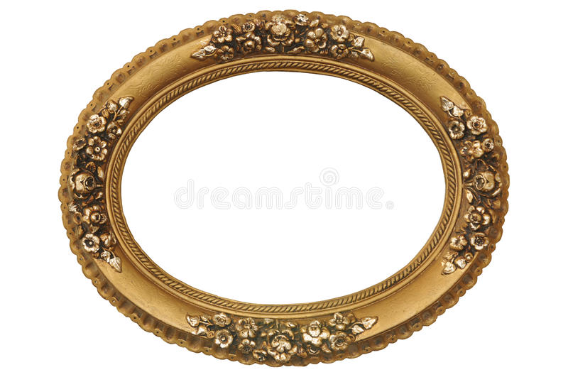 Gold Frame. Very good, old gold frame