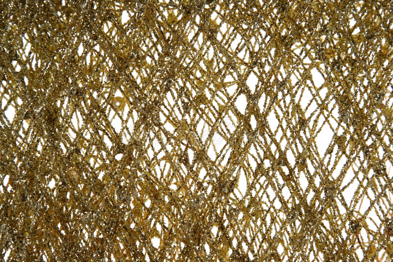 Gold Glitter Background Stock Images