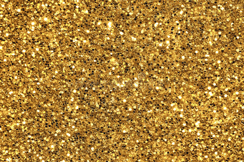 Download Gold glitter background stock image. Image of festive - 56809089