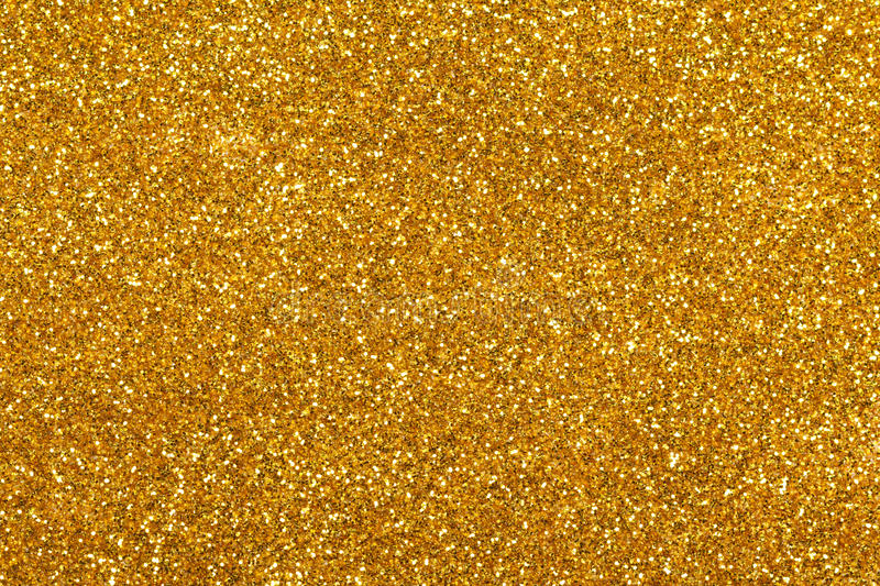 Gold glitter royalty free stock image