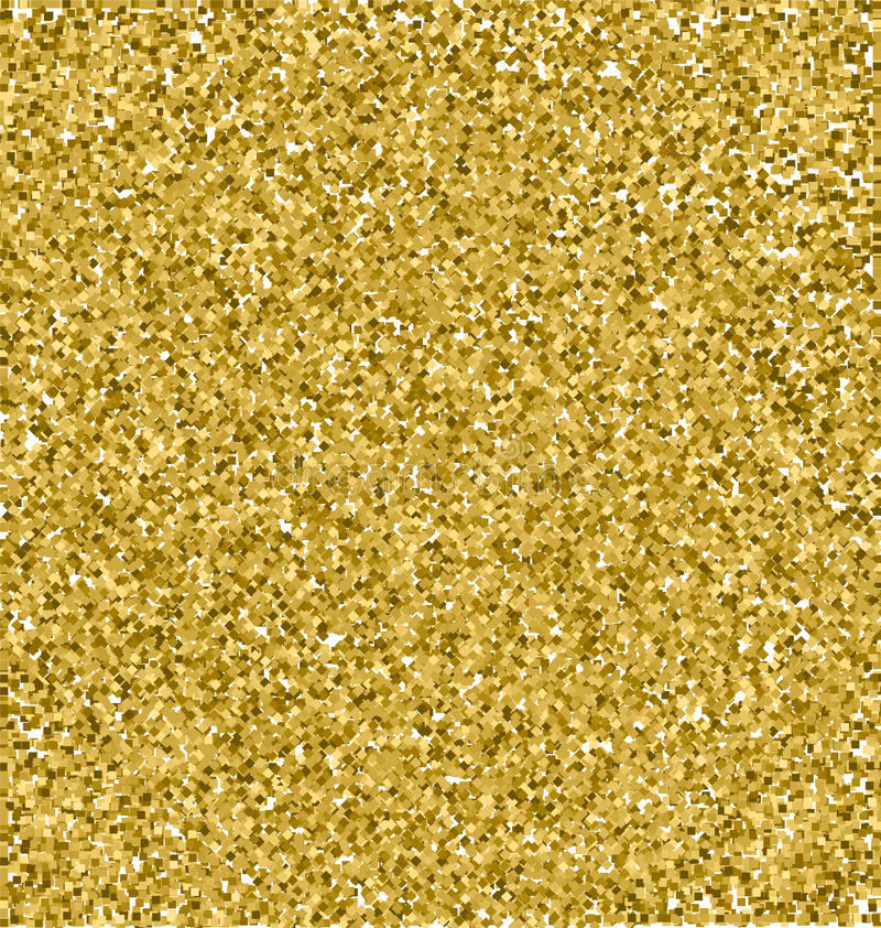 Gold Glitter Texture, Gold Sparkles Texture, Vector Texture Concept stock photo