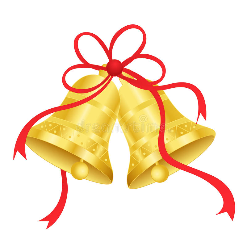 Download Gold / Golden Bells Royalty Free Stock Photography - Image: 21099687
