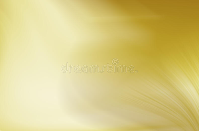 Gold gradient abstract background royalty free stock photos