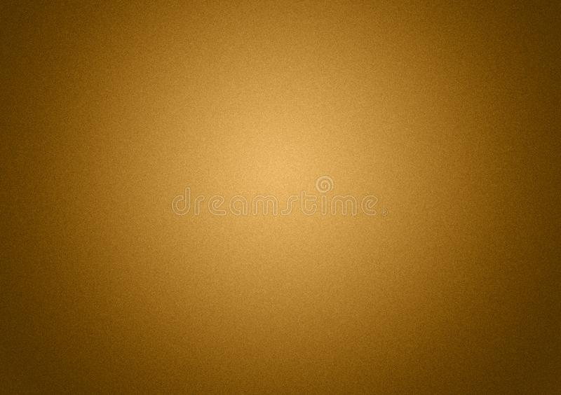 Gold textured design background wallpaper. Gold gradual textured design background for wallpaper or digital device royalty free stock photo