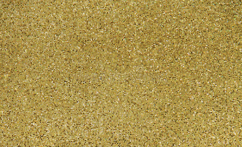 Gold Honeycomb Pattern Background. Gold plates textured in honeycomb pattern stock image