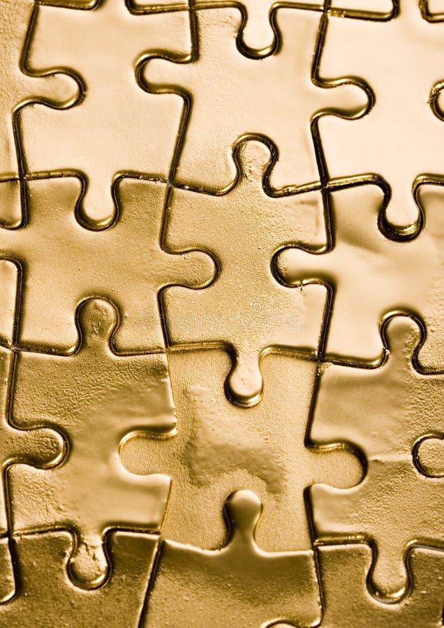 Gold idea stock image