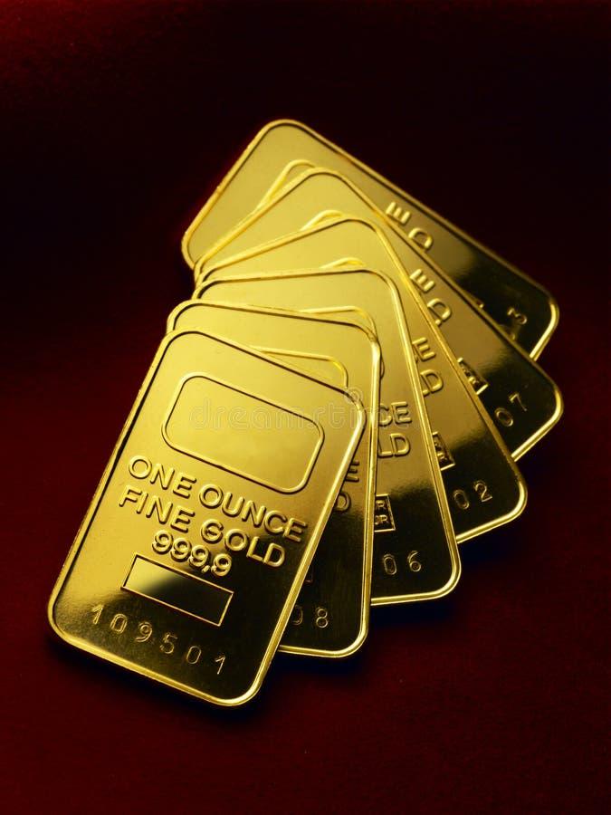 Download Gold ingots stock photo. Image of wealth, golden, metal - 12236586