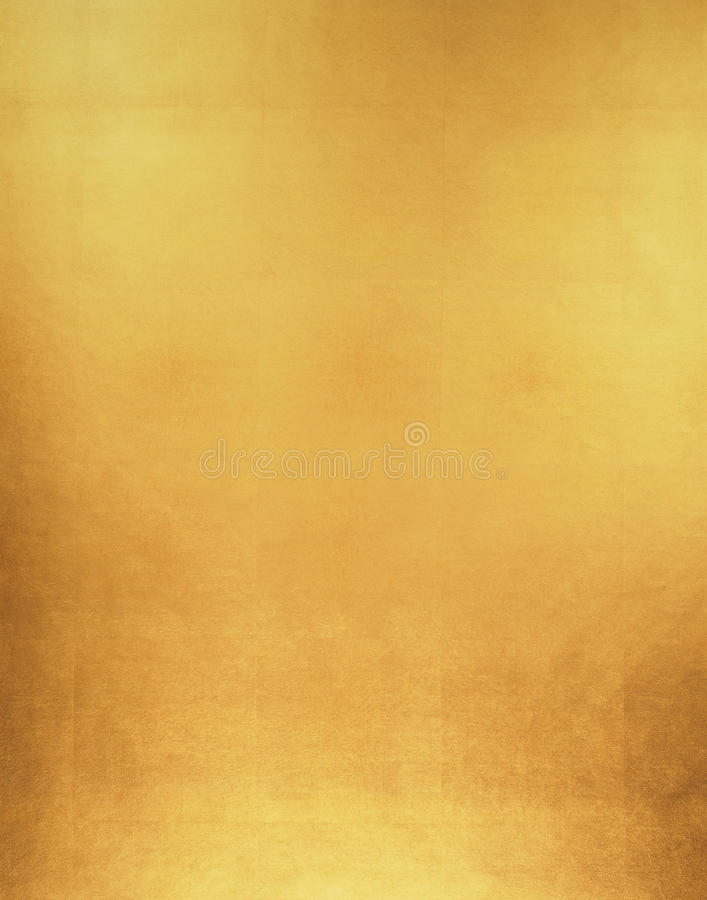 Gold Leaf Background  royalty free stock images