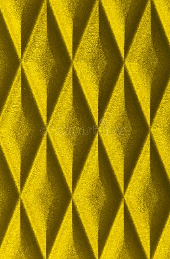 Gold leather texture. able to use as a background stock image