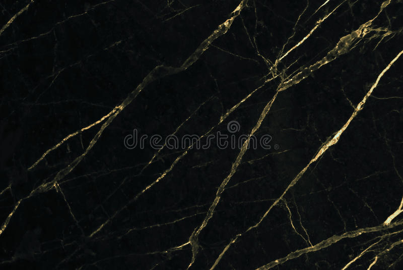 Gold marble texture with natural pattern for background or design art work. stock photos