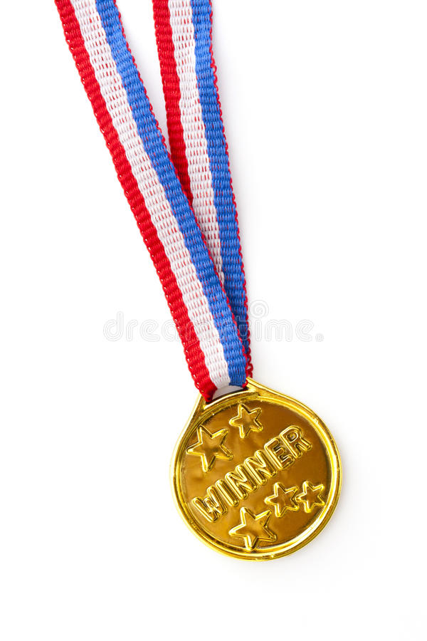 Download Gold medal stock photo. Image of first, celebration, games - 25758286