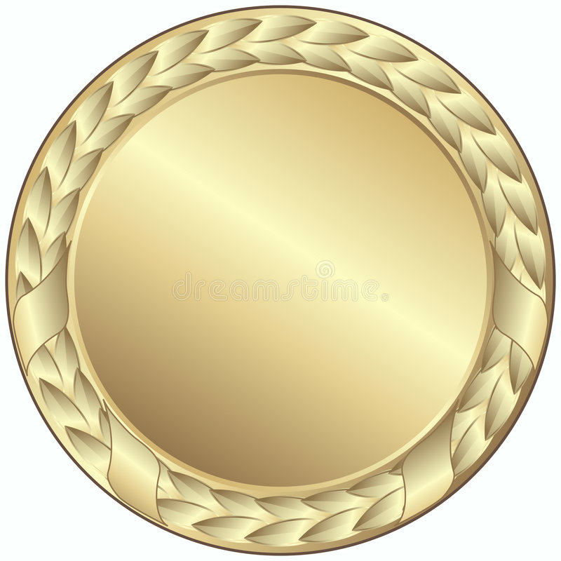 Free Gold Medal Royalty Free Stock Photo - 7963485