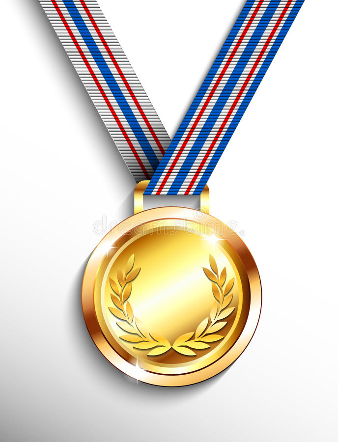 Download Gold Medal Royalty Free Stock Photography - Image: 30732507