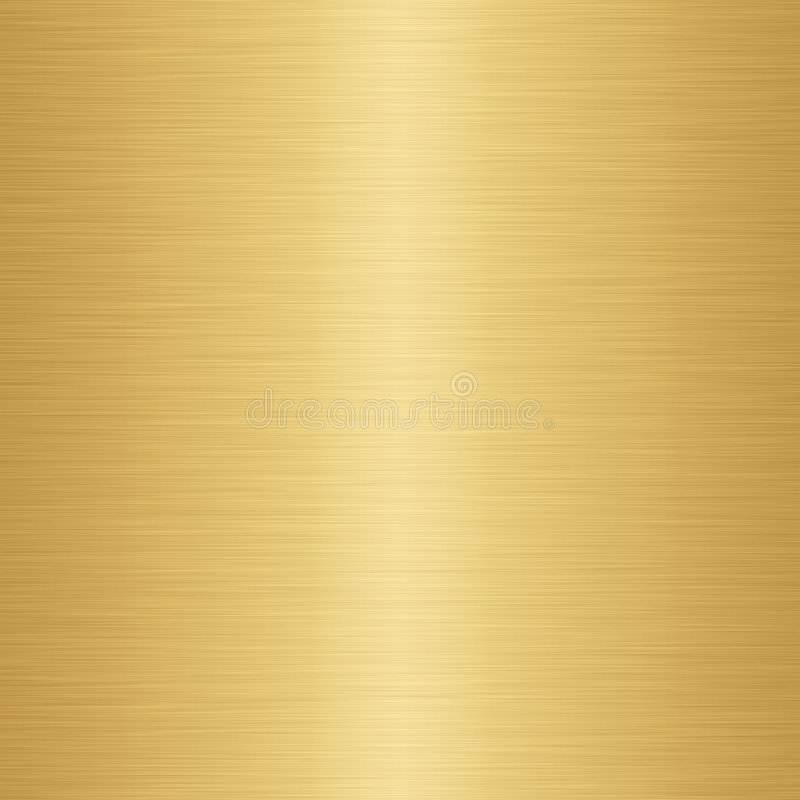 Free Gold Metal Texture Background Stock Image - 4358261