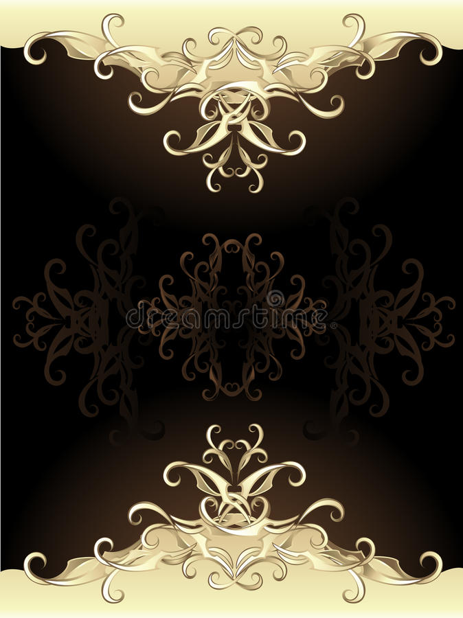 Free Gold Original Design Stock Images - 14288914