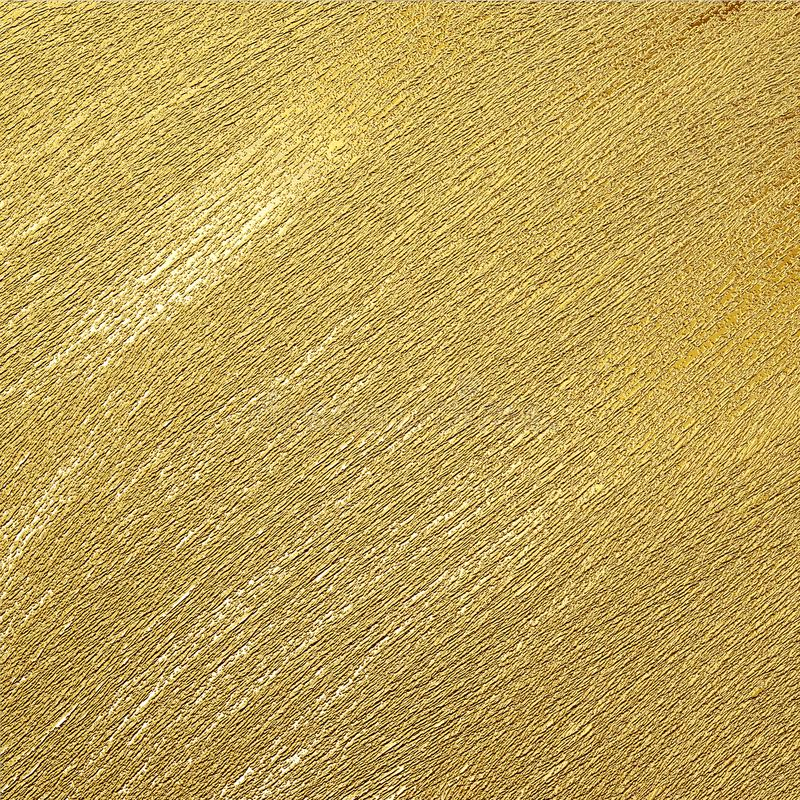Gold paint strokes background vector illustration