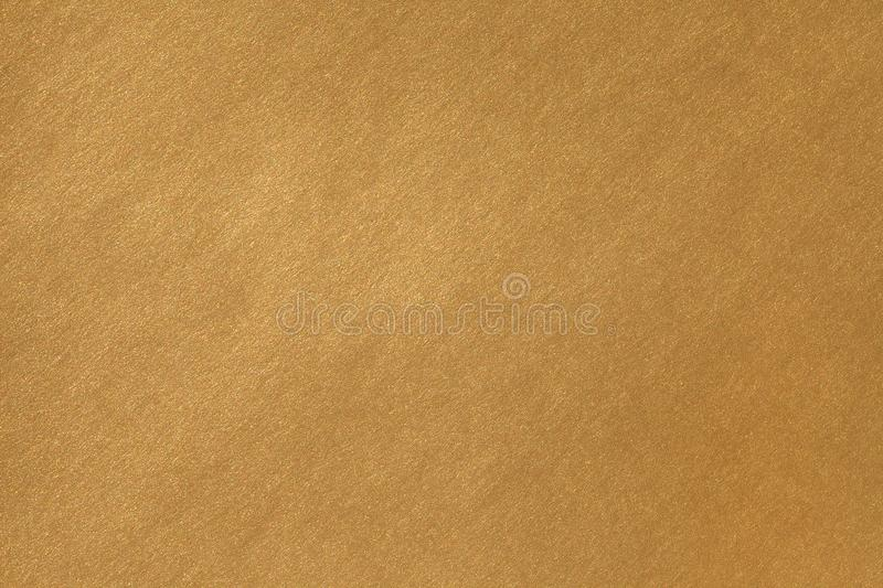 Gold paper background or texture royalty free stock images