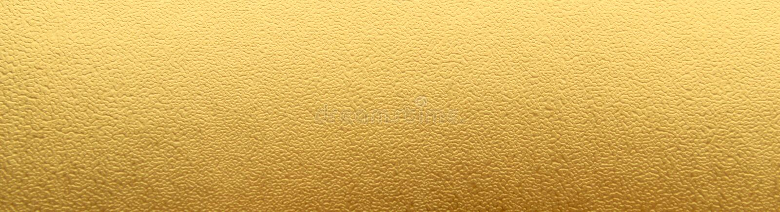 Gold paper texture background. gold wall background royalty free stock image
