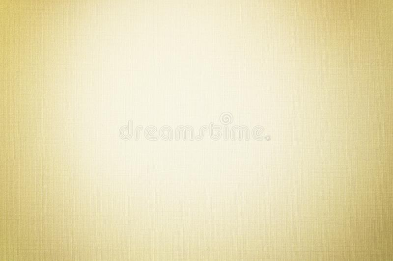 Gold Pastel With White Linen Fabric Background Paper Texture Pattern Soft Focus Photo, Abstract Art Paper Background royalty free stock photo