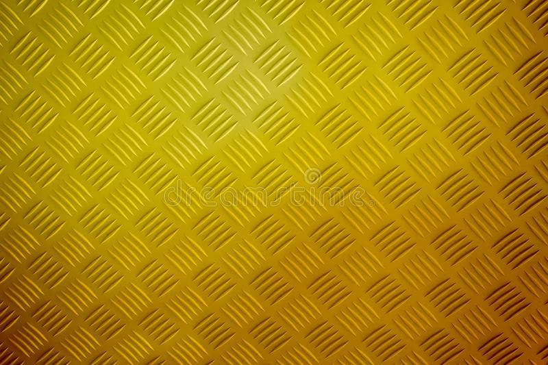 Gold pattern style of brass plate stock photos