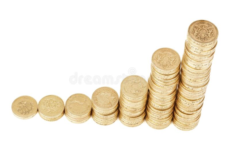 Gold Round Coins Free Public Domain Cc0 Image
